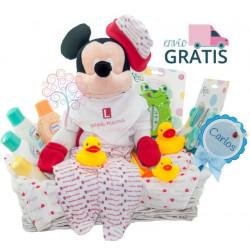 Canastilla Mickey envio gratis