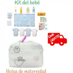 Bolsa hospital bebé donald
