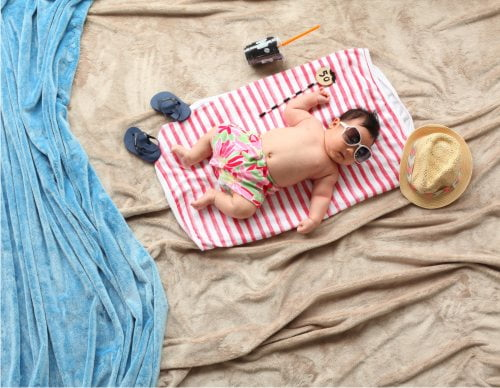 ropa precisa recién nacido verano