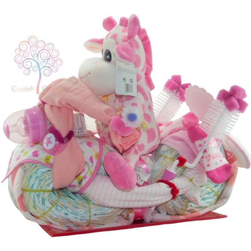 moto de pañales hospital maternidad