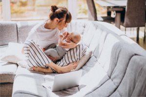 darle seguridad confianza orinal bebé