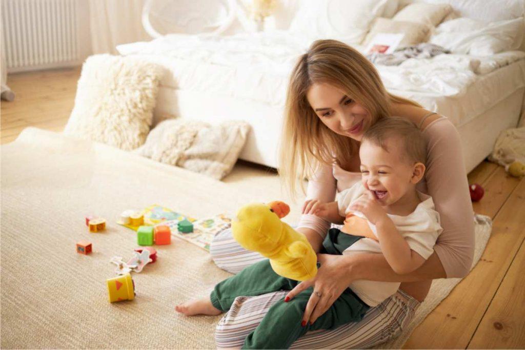 ideas para olvidar el pañal los bebés