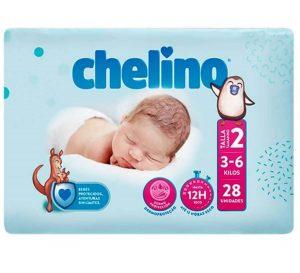 pañales de neonato