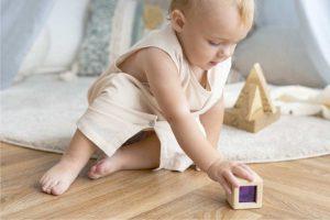 consejos limpieza manos bebés